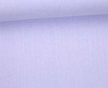 Blusenstoff mit leichter Struktur - Uni - Hellflieder