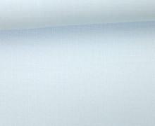 Blusenstoff mit leichter Struktur - Uni - Babyblau