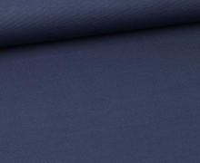 Fester Jersey - Romanit Jersey - Uni - Nachtblau