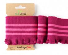 Bio-Bündchen - Frill - Cuff Me - Hamburger Liebe - Pink