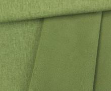 Softshell - Fleece - Uni - Meliert - Grün