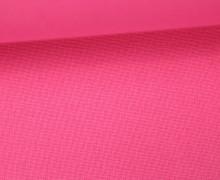 Stoff - Cretonne - Uni - 145cm - Pink