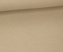 Organic Jersey - Uni - ca. 150cm - Sand