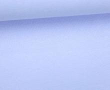 Organic Jersey - Uni - ca. 150cm - Babyblau