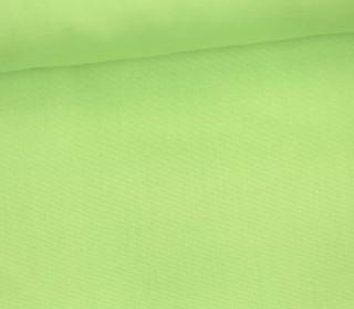 Stoff - Uni - leicht dehnbar - Pastellgrün