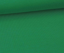 Jersey - Uni - ca. 150cm - Moosgrün