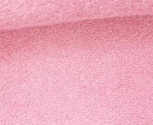 Frottee - Uni - 140cm - Rosa