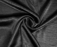 Fashionstoff - Krepp - Satin - Uni - Schwarz