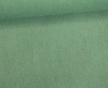 Canvas Stoff - feste Baumwolle - Uni - 145cm - Lichtgrün