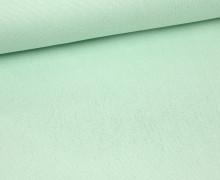 Canvas Stoff - feste Baumwolle - Uni - 145cm - Lichtgrün hell