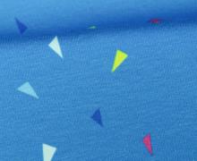 Jersey - Confetti!  - This Summer - Konfetti - Hamburger Liebe - Azurblau