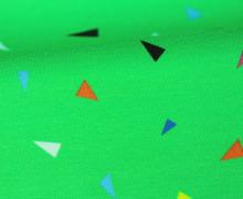 Jersey - Confetti!  - This Summer - Konfetti - Hamburger Liebe - Grün