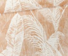 Feste Baumwolle - Palmenwedel - Palme - Blätter - Hellbraun