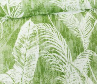Feste Baumwolle - Palmenwedel - Palme - Blätter - Grün