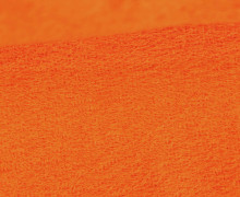 Frottee - Uni - 140cm - Orange