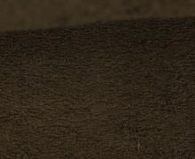 Frottee - Uni - 140cm - Dunkelbraun