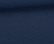 Organic Jersey - Uni - ca. 150cm - Schwarzblau
