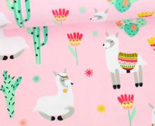 Jersey - Lamas - Ethno Spirit - Rosa