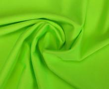 Sportstoff - Tanzstoff -  Bi-Elastisch - Uni - Breite 150cm - Neongrün