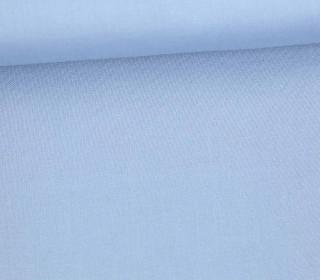 Schöner Baumwollstoff - Uni - Pastellblau - 140cm