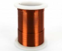 1 Rolle Basteldraht - Dekodraht - Ø 0,3mm - Kupfer