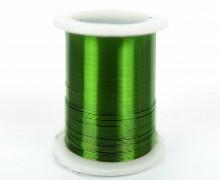 1 Rolle Basteldraht - Dekodraht - Ø 0,3mm - Grün