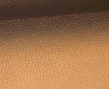 Kunstleder - Fashionstoff - Nappa - Uni - 140cm - Bronze