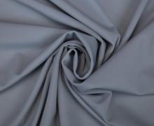 Badelycra - Badefutter - Futterstoff - Uni - Grau