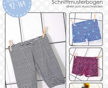 Schnittmuster - Bademeisterkids - 92-164 - lenipepunkt