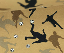 Sommersweat - Fussball - Play Soccer - Hellbraun