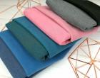 Softshell - Fleece - Uni - Melange - Rosa