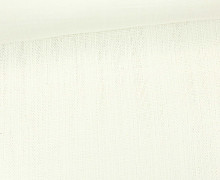 Probierstoff Canvas - Betty - Uni - Warmweiß