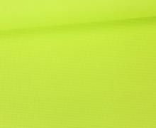 Outdoorstoff - Oxford - Taschenstoff - Uni - Wasserdicht - Gelbgrün