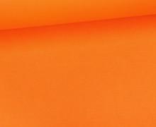 Outdoorstoff - Lotus - Jackenstoff - Glänzend - Uni - Wasserdicht - Neonorange