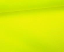 Outdoorstoff - Lotus - Jackenstoff - Glänzend - Uni - Wasserdicht - Neongelb