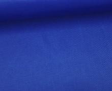 Outdoorstoff - Lotus - Jackenstoff - Glänzend - Uni - Wasserdicht - Royalblau