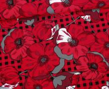 Javanaise - Blumen - Blüten - Scarlet Red - Milliblus - Rot