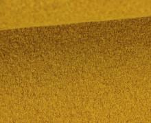 Wolle - Walkstoff - Uni - Senfgelb