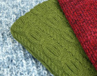 Strickstoff - Grobstrick - Leicht Elastisch - Secret Garden - Milliblus - Grün
