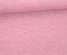 Sommersweat Lou - Uni - 160cm - Rosa Meliert