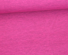 Sommersweat Lou - Uni - 160cm - Pink Meliert