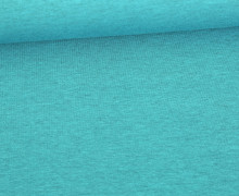 Sommersweat Lou - Uni - 160cm - Petrol Meliert