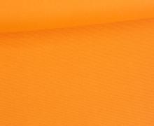 Canvas Stoff - feste Baumwolle - Uni - 145cm - Hellorange