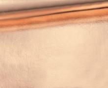 Näh Pappe - in Lederoptik - Washable Paper - Vegan - 50x150cm - Roségold