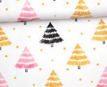 Sommersweat - Bio Qualität - Oh Christmas Tree - Weihnachten - weiß - abby and me