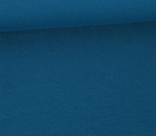 Jersey - Uni - 155cm - Meerblau Dunkel