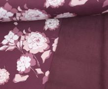 Softshell - Fleece - Rosen - Rainy Days - Bordeaux