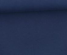 Sommersweat Moin - Uni - 160cm - Schwarzblau