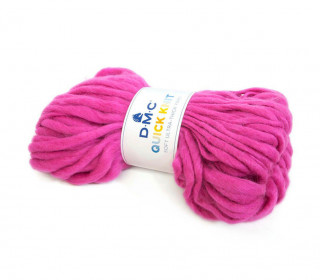 1 Wollgarn - DMC Quick Knit - 50m - Pink (605)