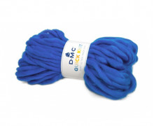 1 Wollgarn - DMC Quick Knit - 50m - Royalblau (607)